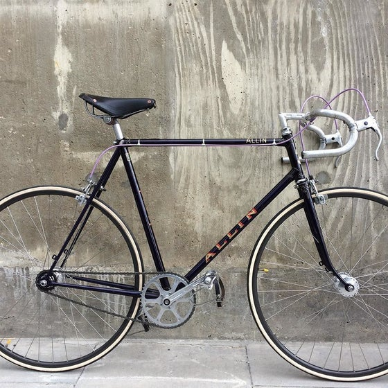 Image of Allin  'road path bike'. 22 1/2""