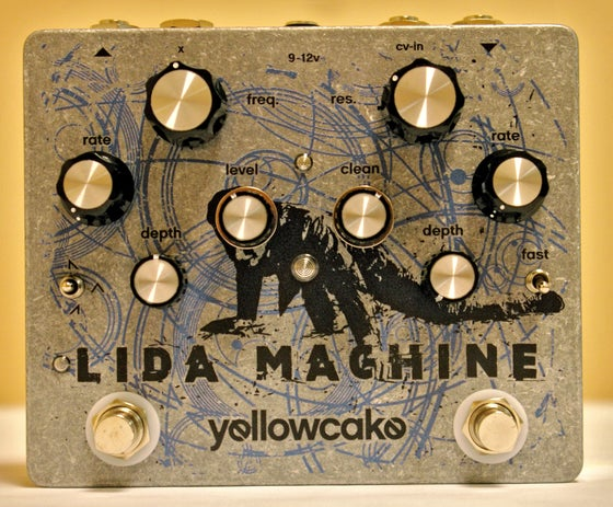 Image of LIDA MACHINE