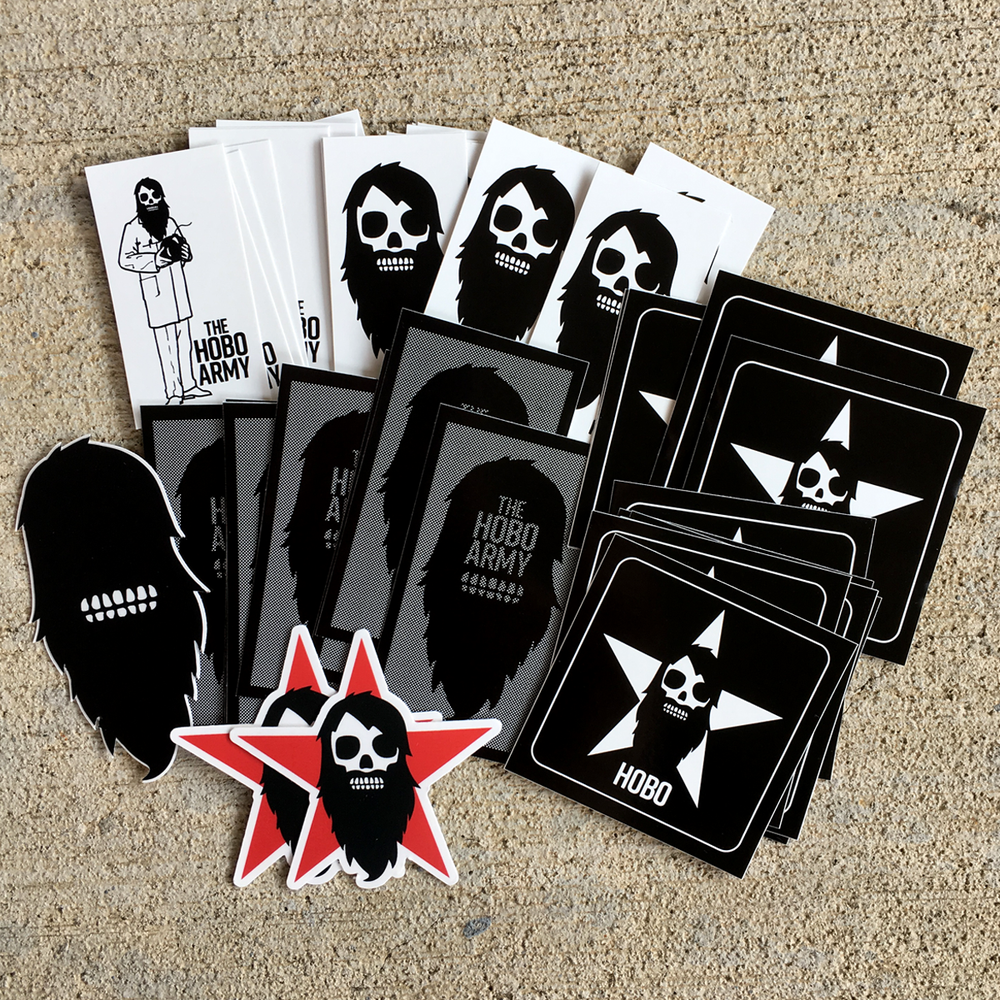 Image of Ready for Duty - Sticker Pack