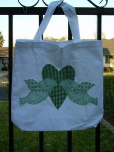 "Image of ""The Birds"" Tote"