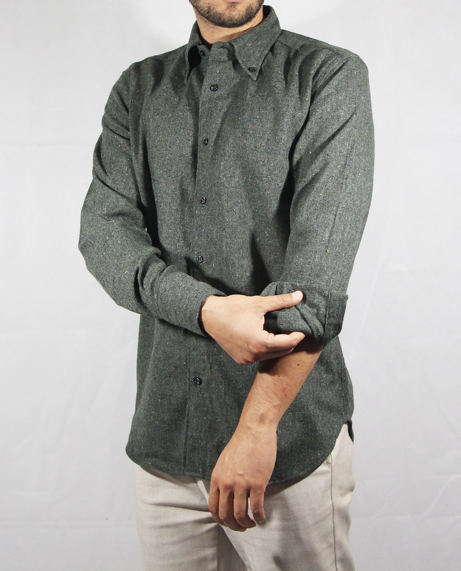 Image of WOOL REGULAR SHIRT