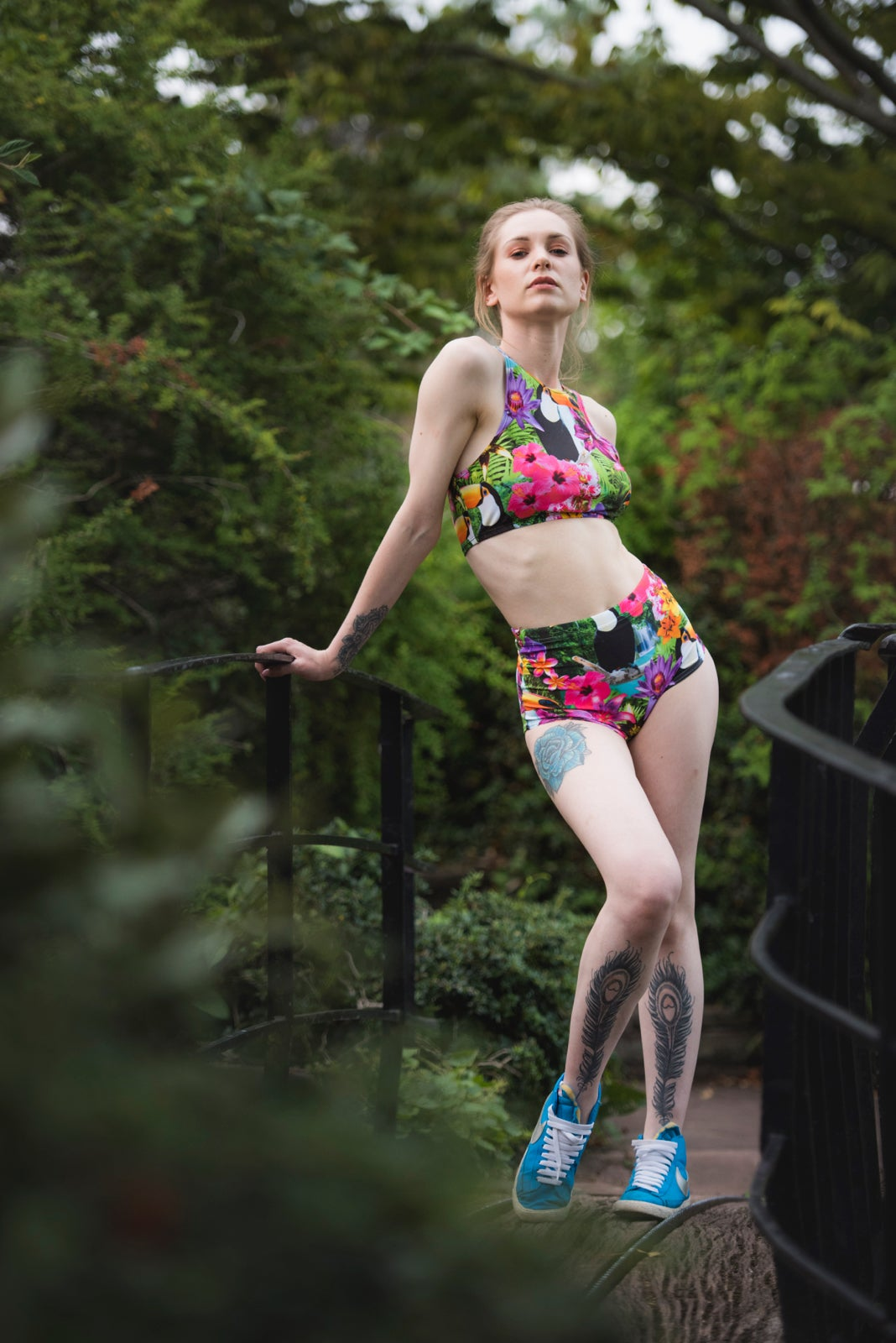 Image of Amazon Highwaist Shorts