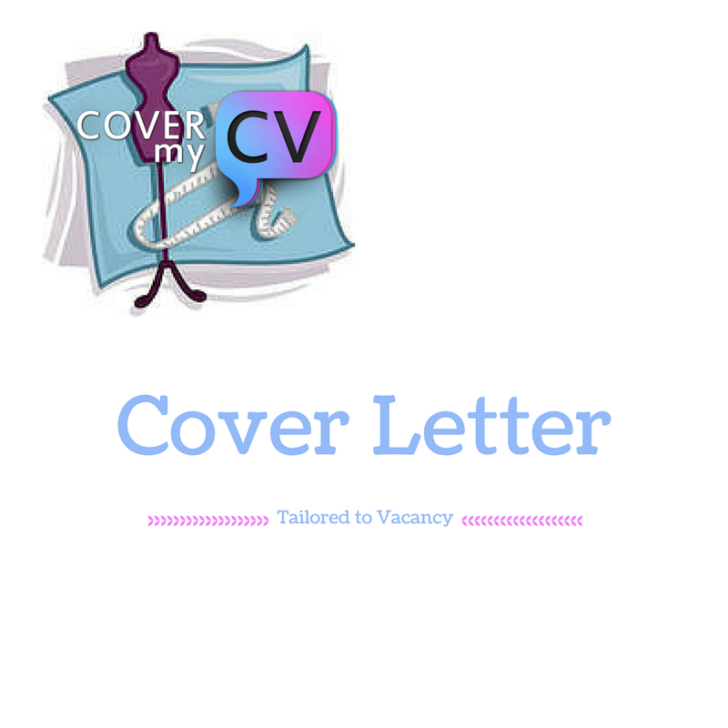 Image of Cover Letter