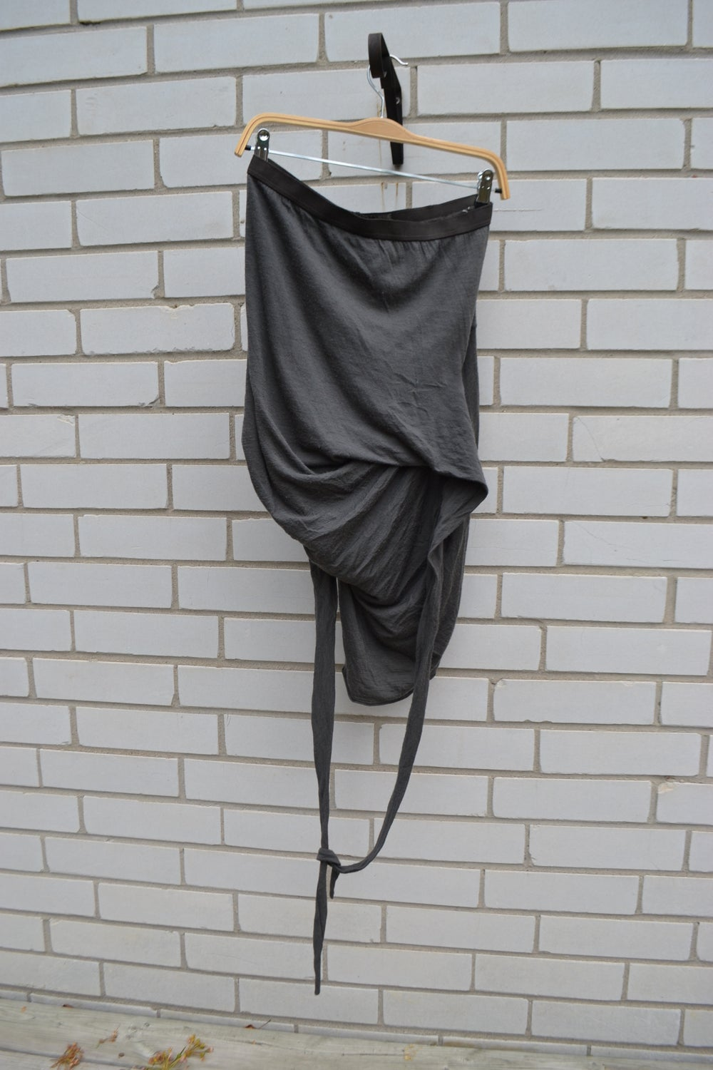 Image of Rick Owens Fall-Winter 2006 'Dustulator' Skirt
