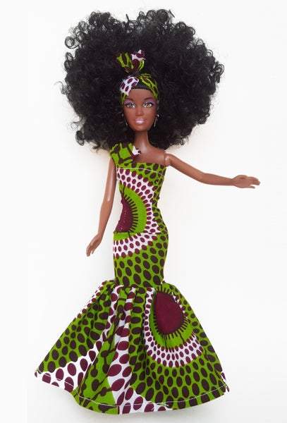 Image of Nana Yaa Doll