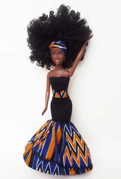 Image of Nana Kuti Doll