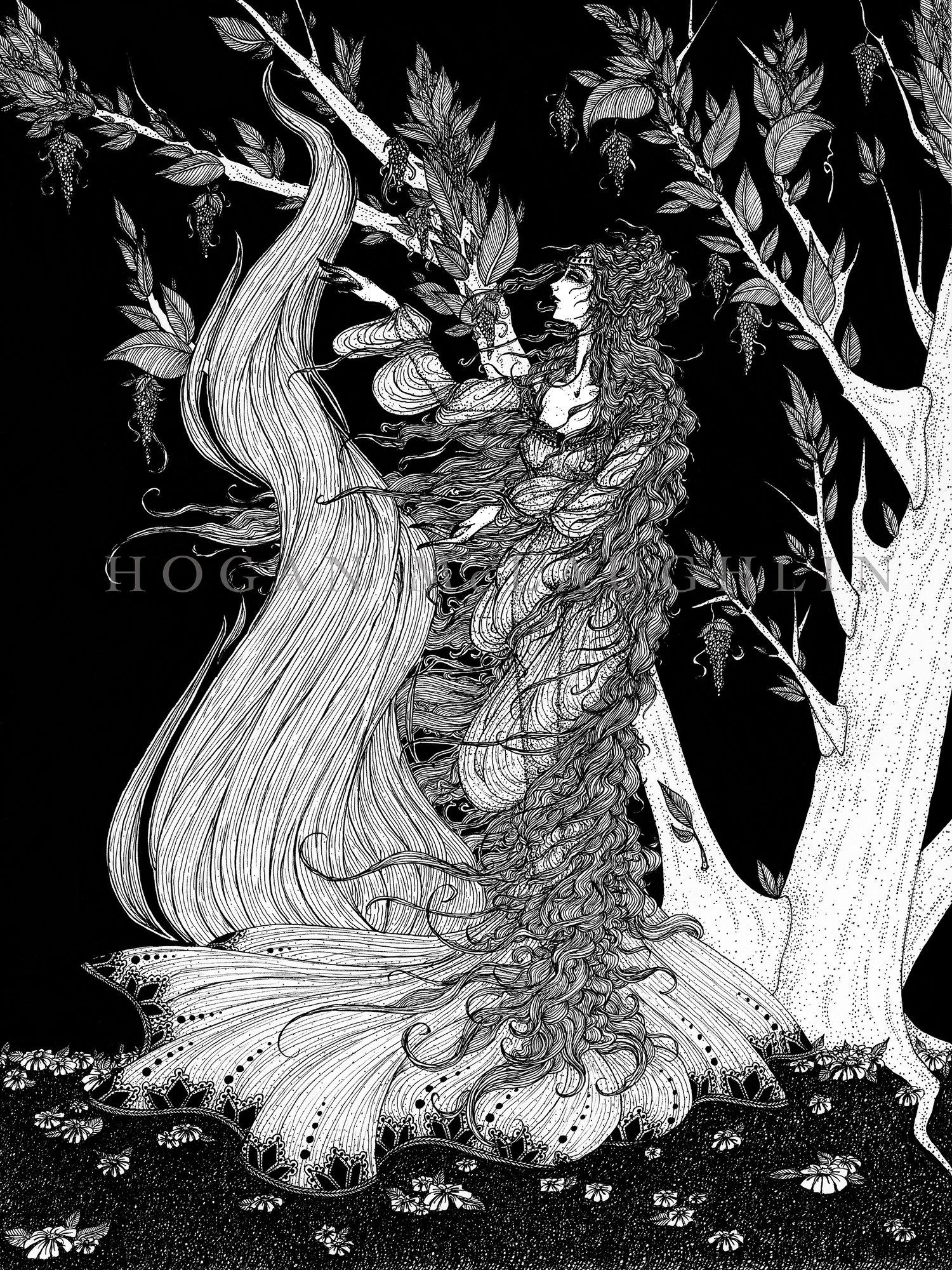 Image of The Incantation of Morgan Le Fay
