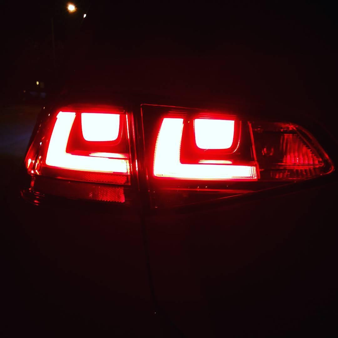Image of Complete Brake, Tail, Turn Signal LEDs - Fits: MKVII 2015+ VW ALLTRACK   GTI / Golf Sportwagen GSW