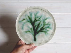 Image of Plato árbol / Tree plate