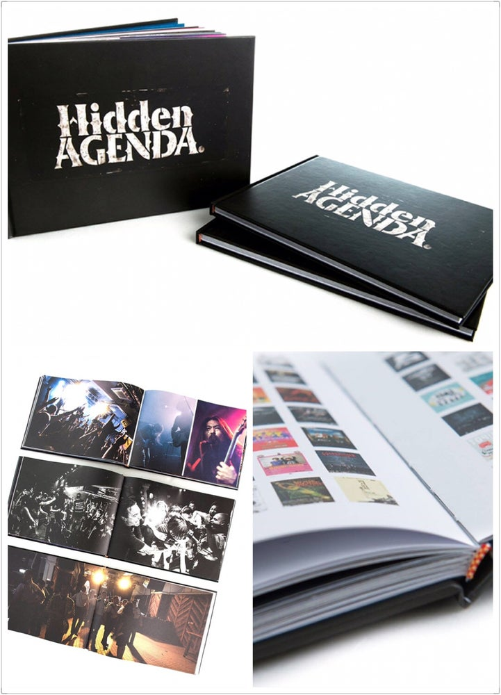 Image of Hidden Agenda The Book