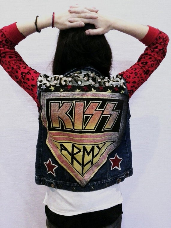 Image of KissKiss Vest