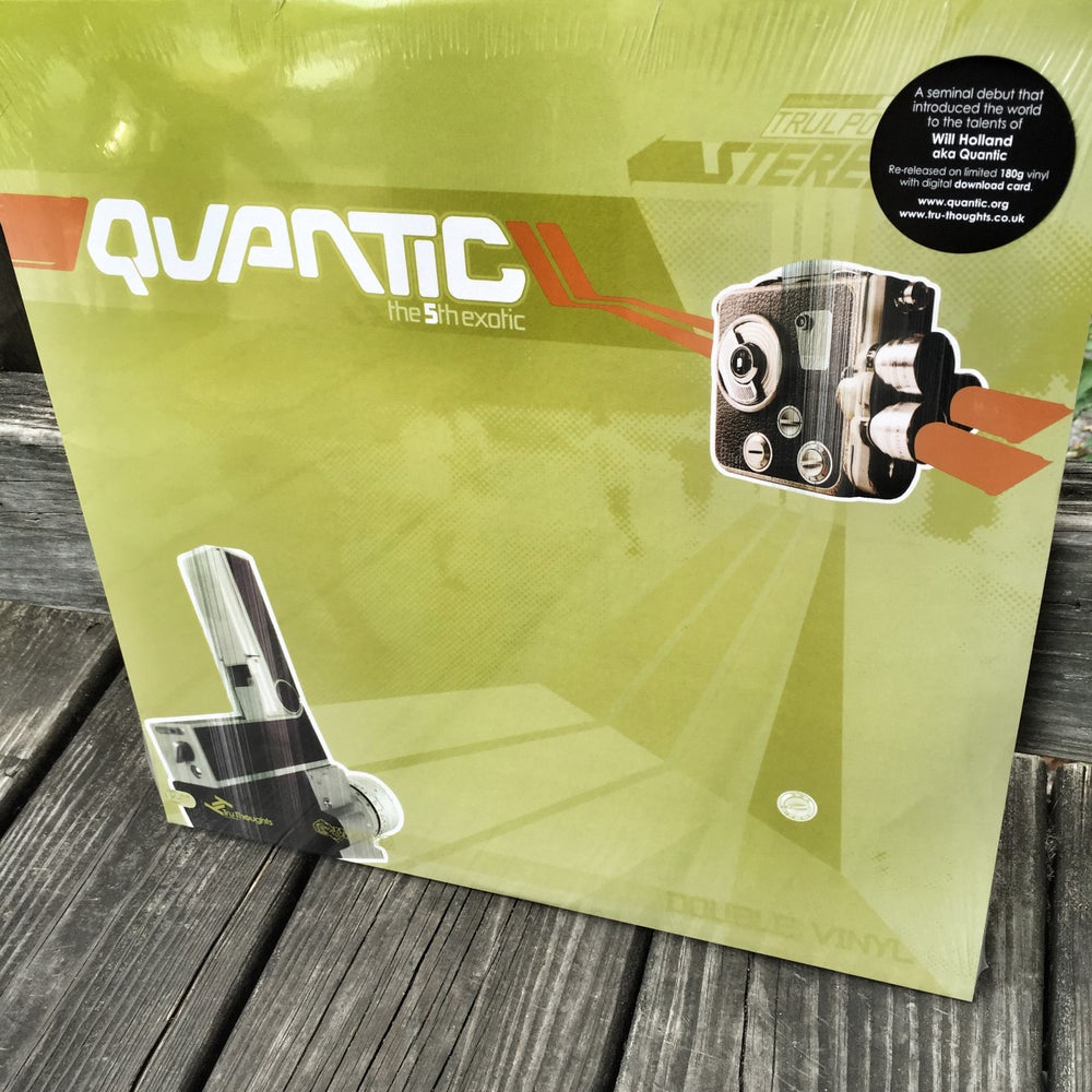 Quantic - The 5th Exotic (2LP+mp3)