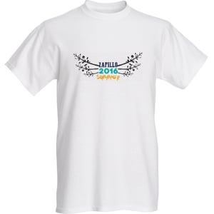 Image of Zapillo Summer Vol 3 - Camiseta Blanca Unisex