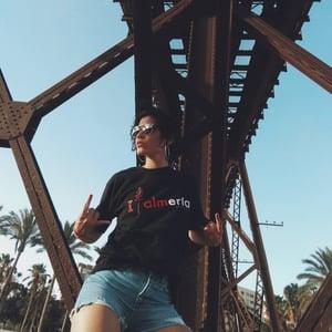 Image of I (Pita) Almería - Camiseta Unisex