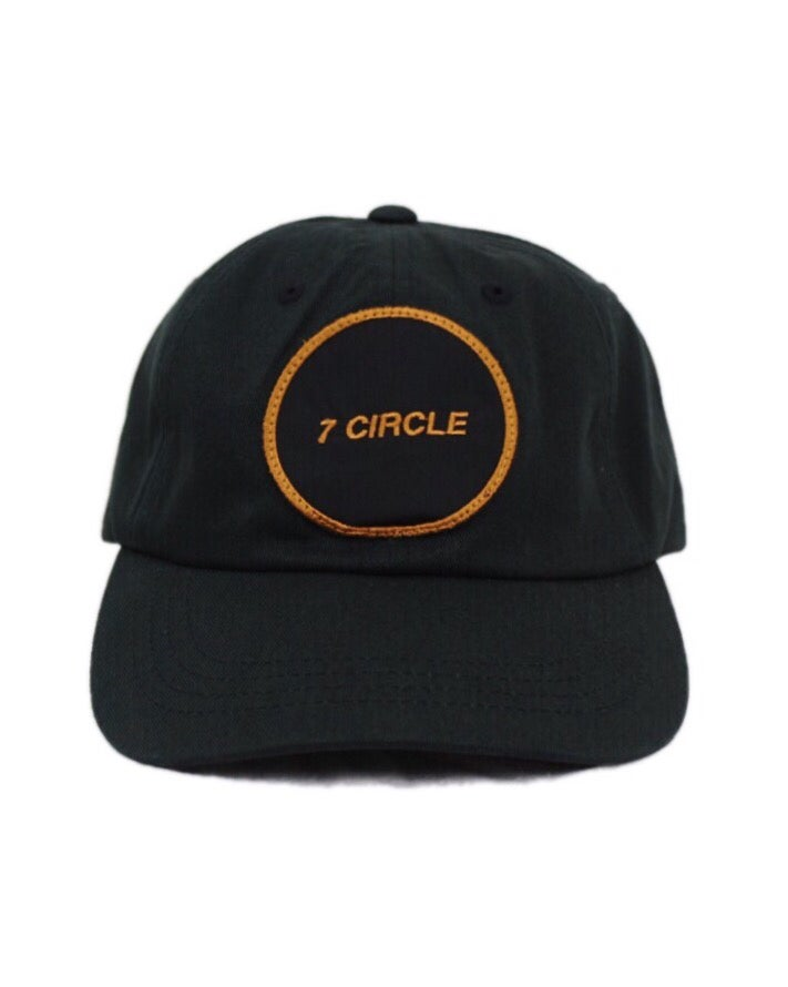 "Image of ""7 CIRCLE"" CAP"