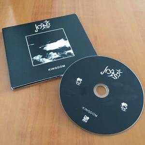 Image of HRVST kingdom ep - Digipak CD