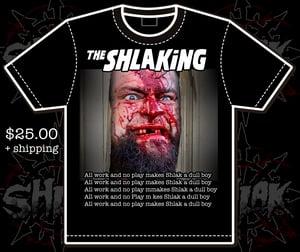Image of the SHLAKING t-shirt