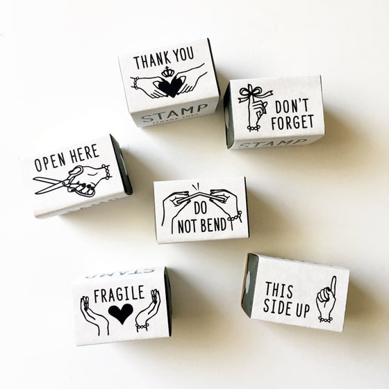 Image of Knoop Works Rubber Stamps