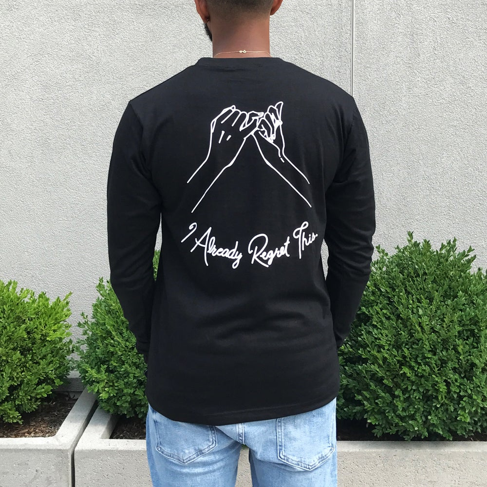 Image of Broken Promises Long Sleeve Tee