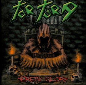"Image of TORTURA ""Heretic Glory"" CD"