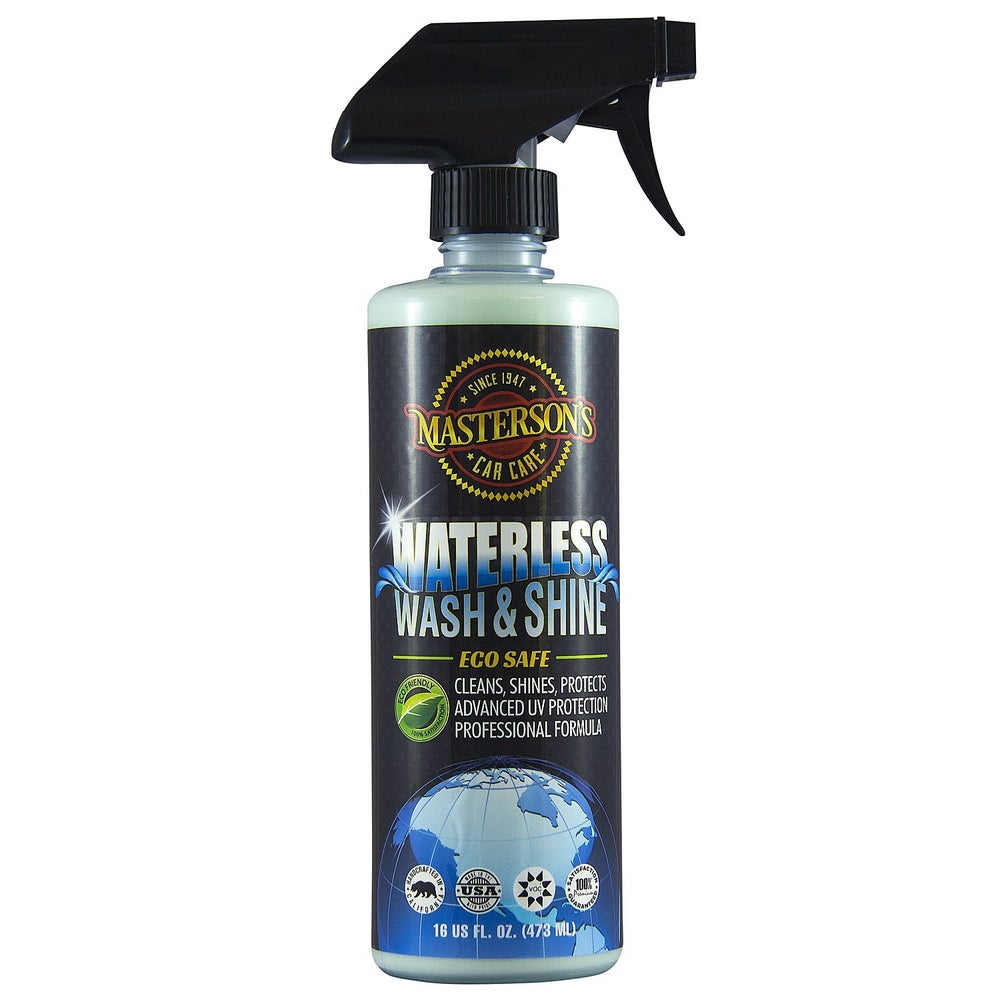 Image of Waterless Wash & Shine
