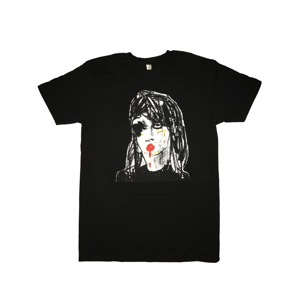 Image of Sizzy Rocket Sketch T-Shirt