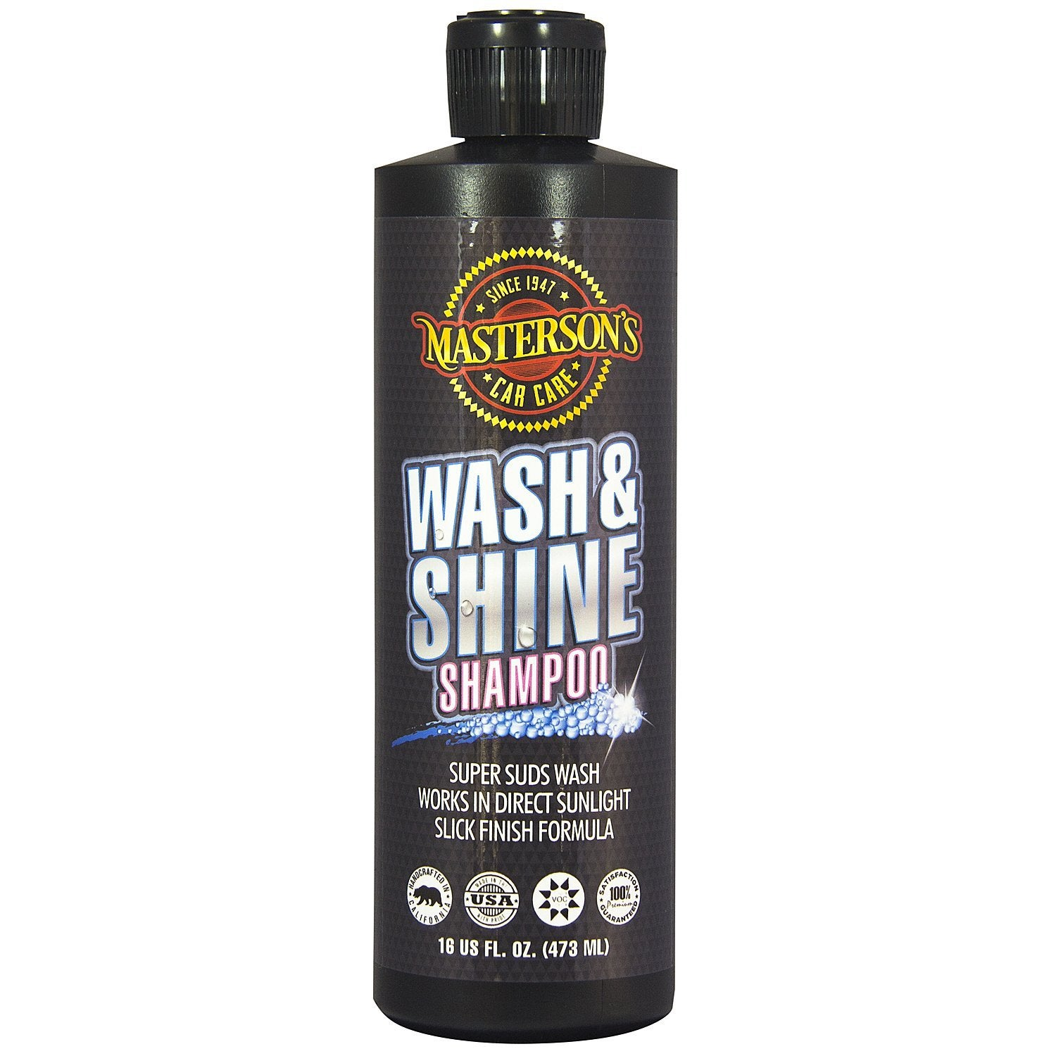 Image of Wash & Shine Shampoo