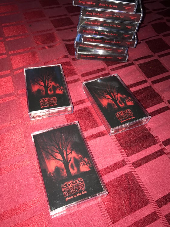 "Image of ""Ghost in the Fire"" - Cassette"