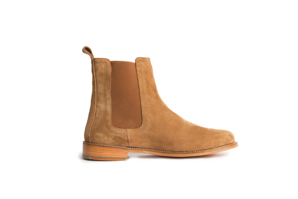 Image of Chelsea Boot - Camel