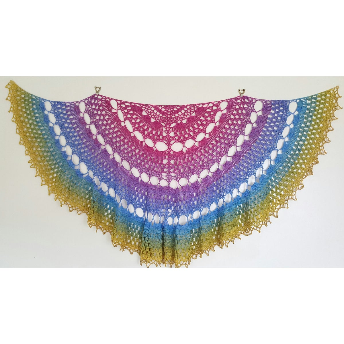 Image of Phoenix New Beginnings Luxury Shawl