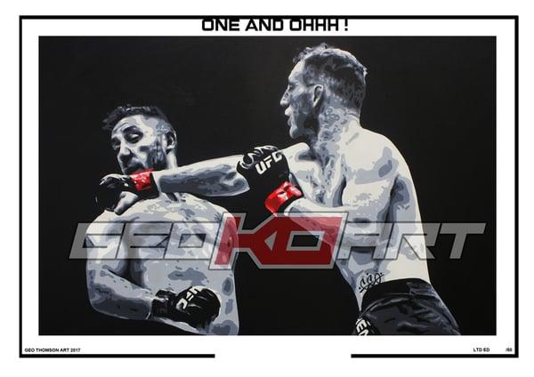 Image of DANNY HENRY UFC