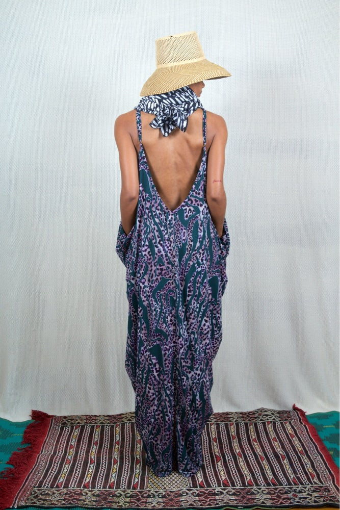 Image of •Fifè• cocoon maxi: animal tracker mesh