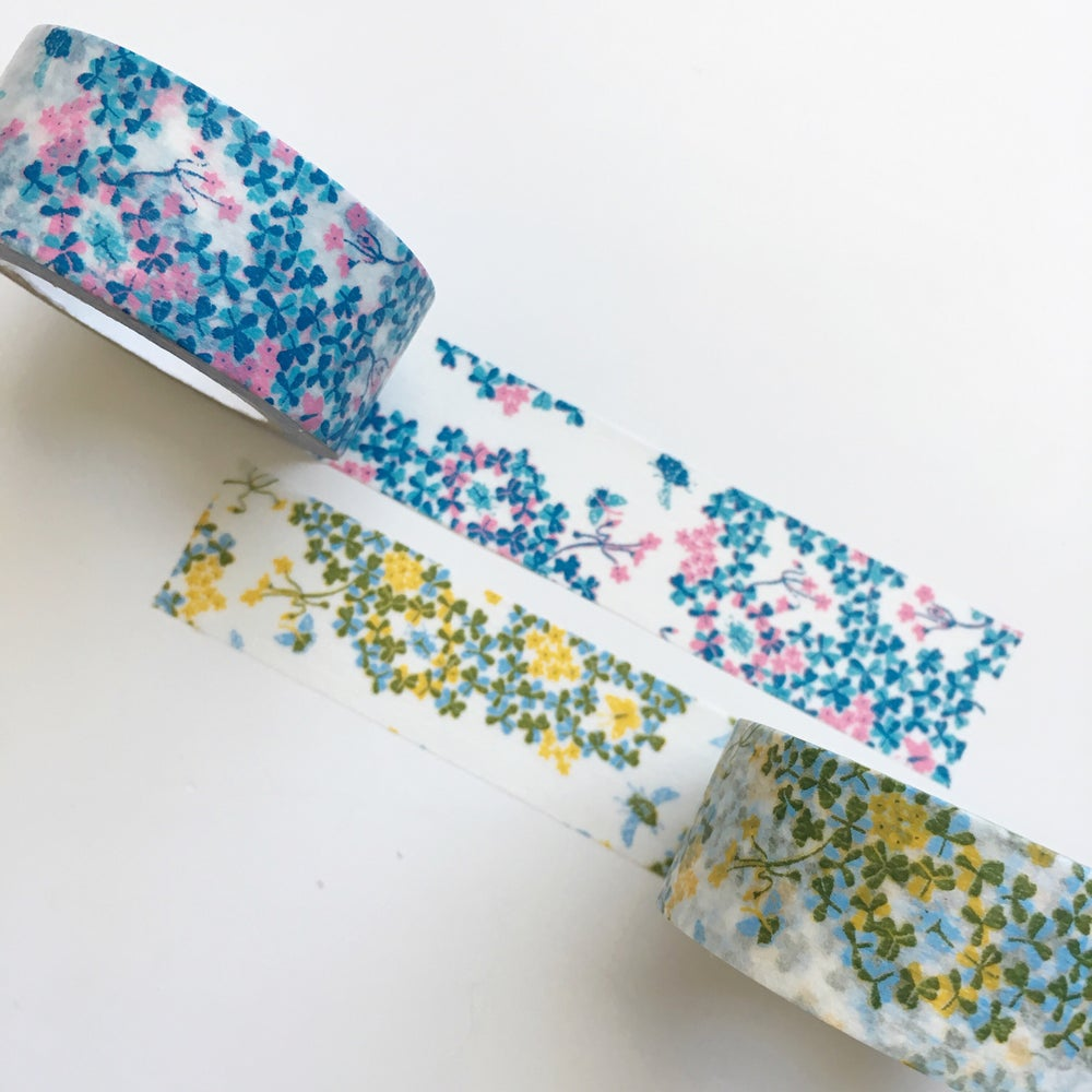 Image of Classiky Wood Sorrel Washi Tape