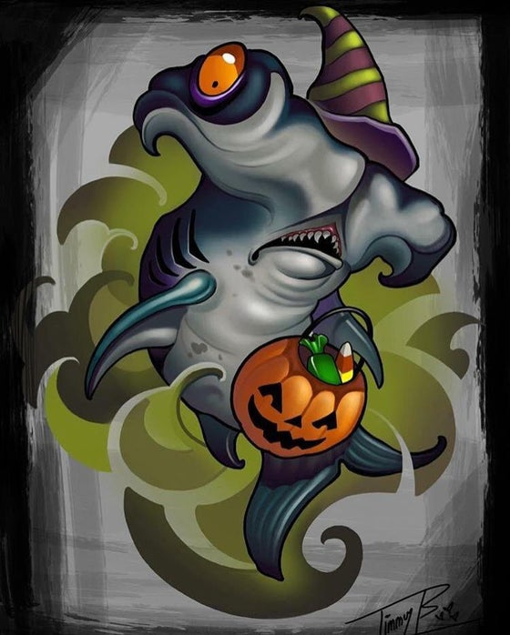 Image of Trick or Treat Shark