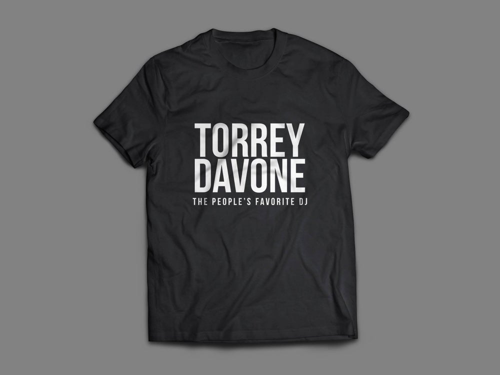 "Image of "" TorreyDavone The People's Favorite Dj """