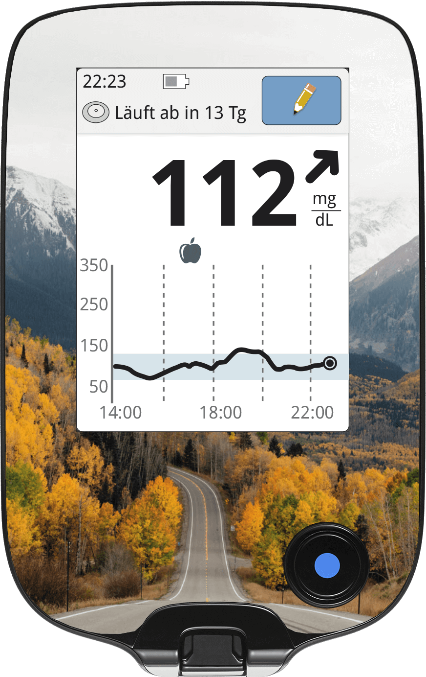 Image of Road Trip Freestyle Libre Screen Protector
