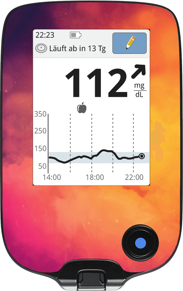 Image of Stardust Freestyle Libre Screen Protector