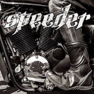 Image of Speeder - debut album (CD)