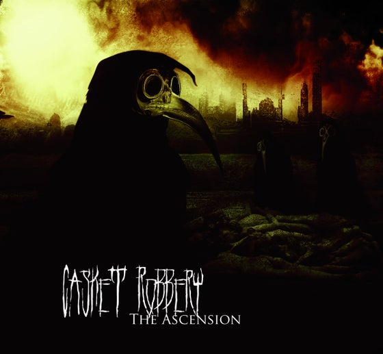 Image of The Ascension - Physical CD (FREE SHIPPING)