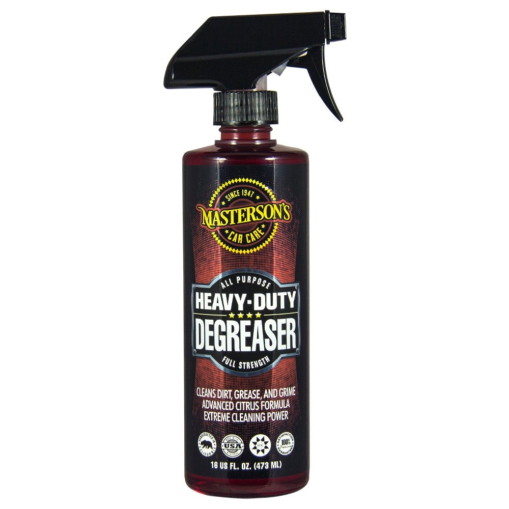 Image of Heavy-Duty Degreaser