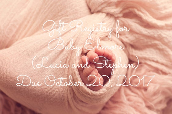 Image of Gift Registry for Baby Elmore