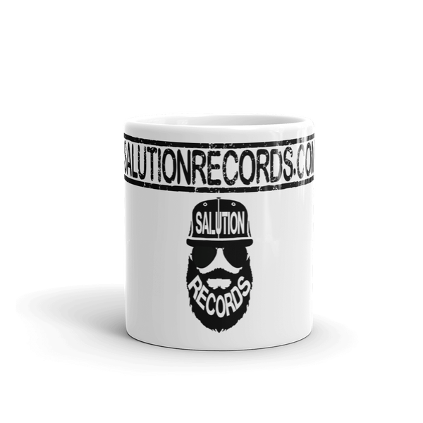 Image of Salution Records Coffee Mug