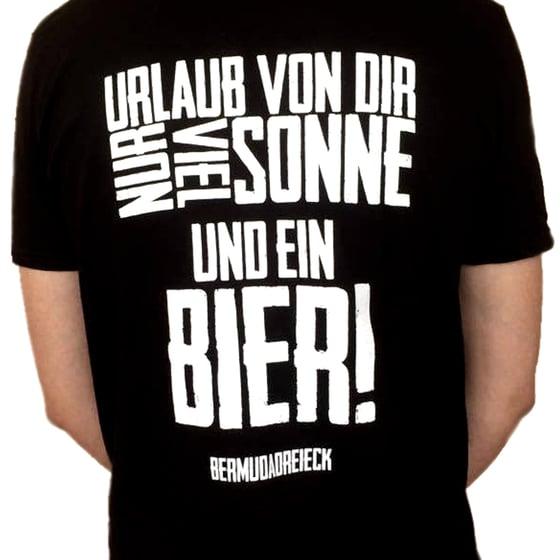 Image of Urlaub von Dir (Shirt, Girly)