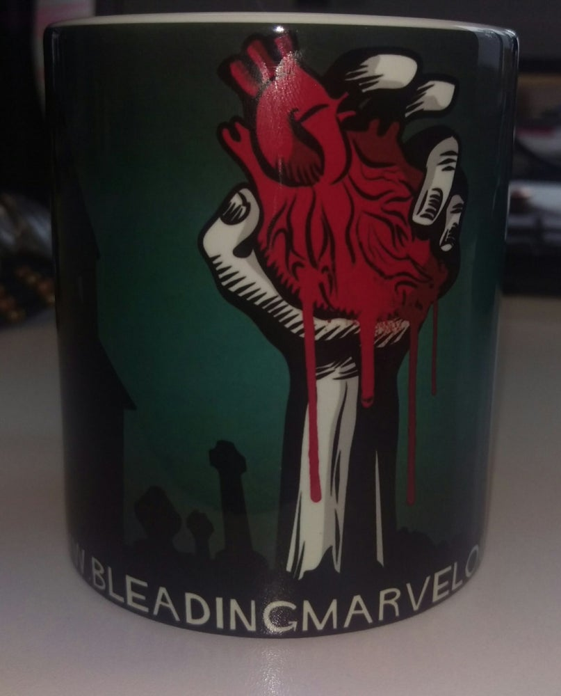 Image of Bleading Marvelous Logo Mug