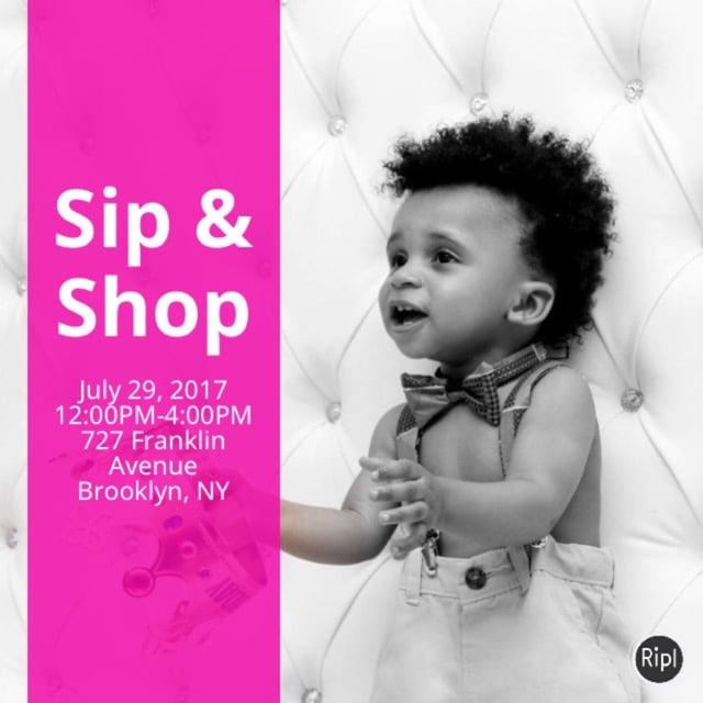 Image of Sip & Shop