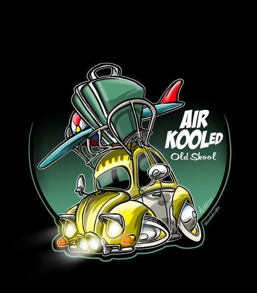 Image of AIR KOOLed Old Skool