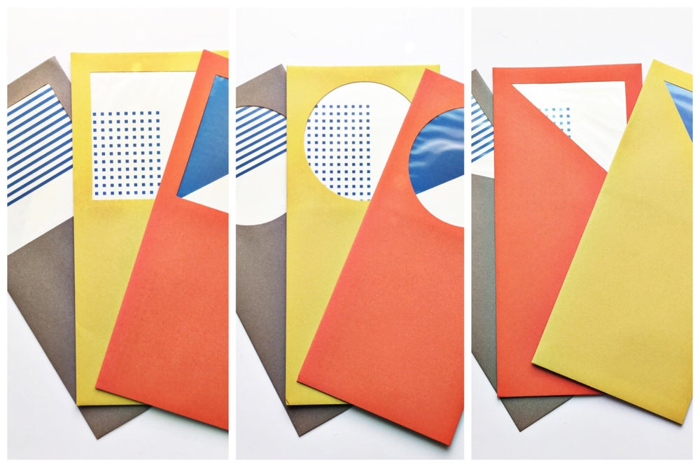 Image of Classiky Shaped Window Envelopes