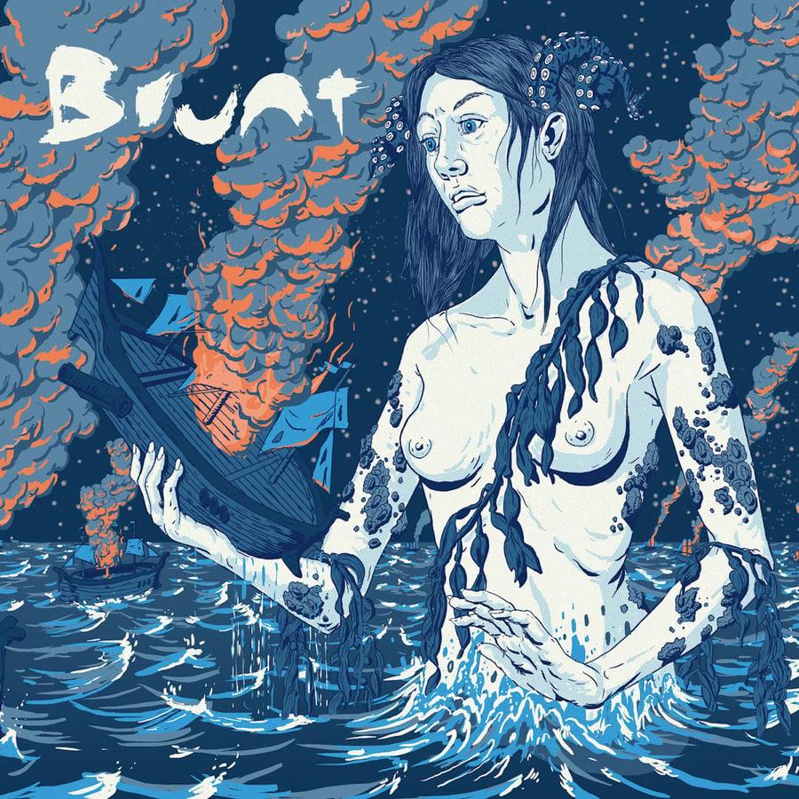 Image of Brunt - Blackbeard LP