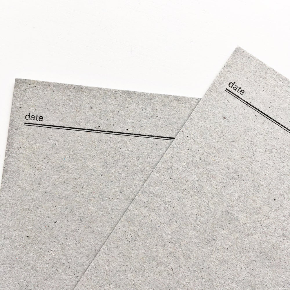 Image of Classiky Diary Card