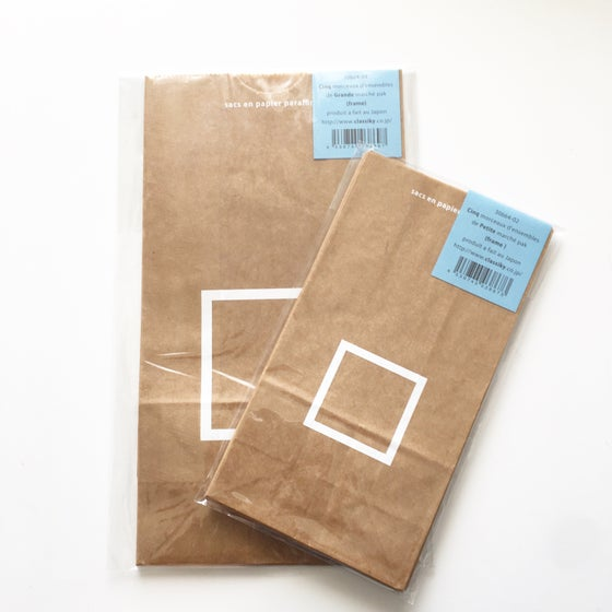 Image of Classiky Wax Paper Bag